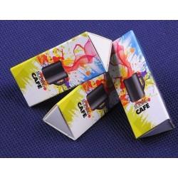 Zapałki reklamowe - pudełko TRIO