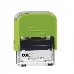 Pieczątka Printer Compact Kolory Świata