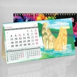 Kalendarz biurkowy Justyna