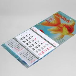 Kalendarz jednostronny Mikrus