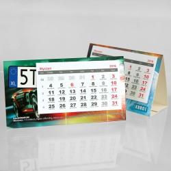 Kalendarz biurkowy Standard XL