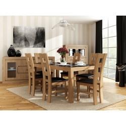 Aranżacje - krzesła i stoły