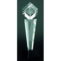 Trofeum szklane C004