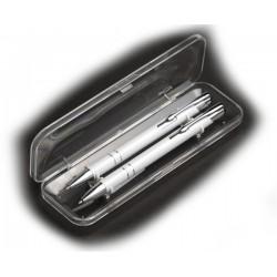 Długopis i pióro COSMO w etui Z-14