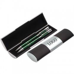 Długopis i roller COSMO w etui Z-7