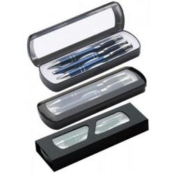 Długopis, ołówek i roller COSMO w etui Z-12