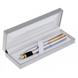 Długopis i pióro GAMMA w etui Z-1
