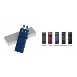Długopis i pióro GAMMA w etui Z-5 LUX