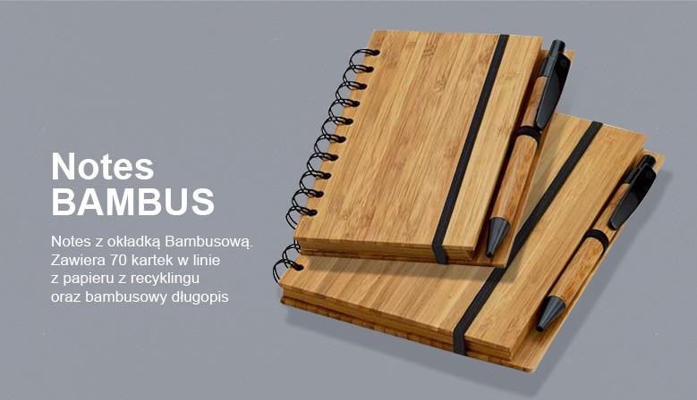 Notes bambus